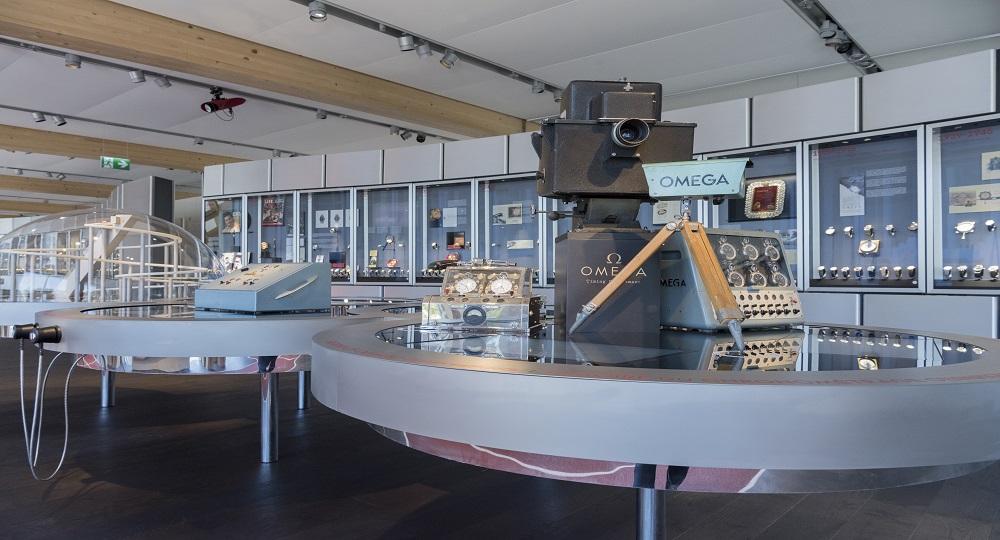 Steiner Sarnen – Omega Museum